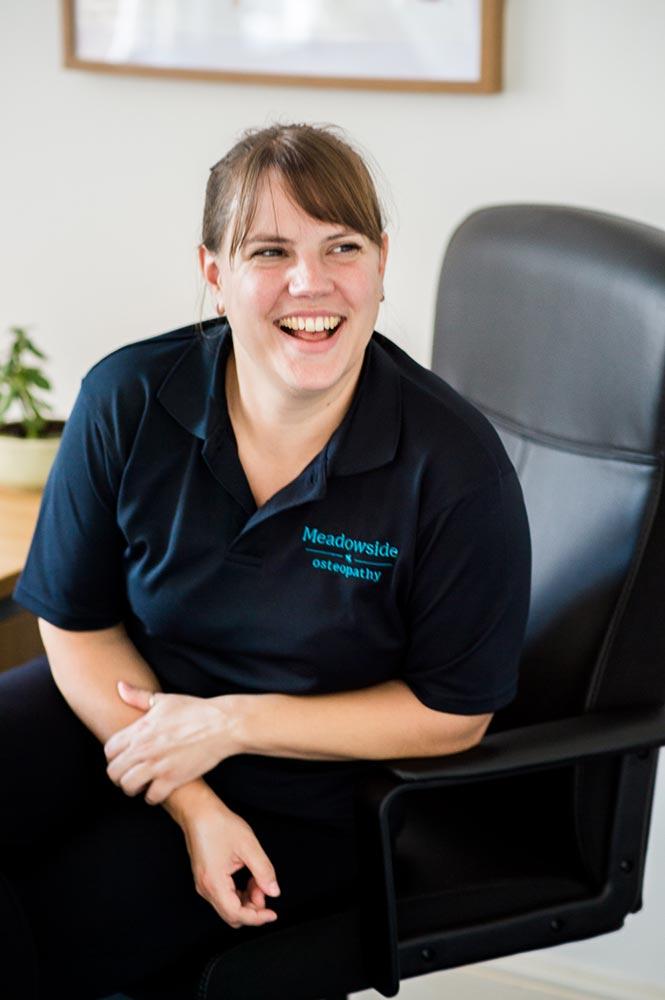 Meadowside Osteopathy - Farnham, Surrey - Hannah