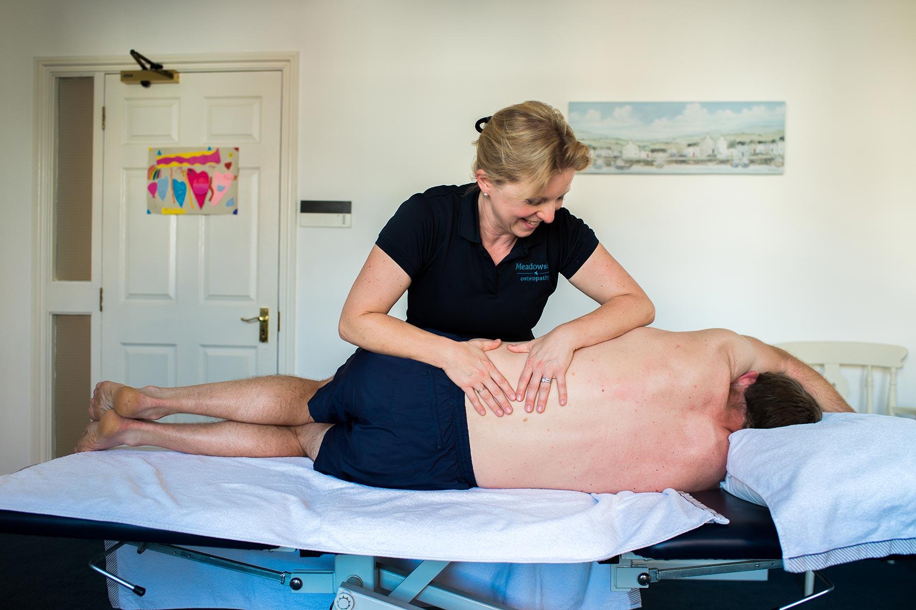 Meadowside Osteopathy - Farnham, Surrey - Hips