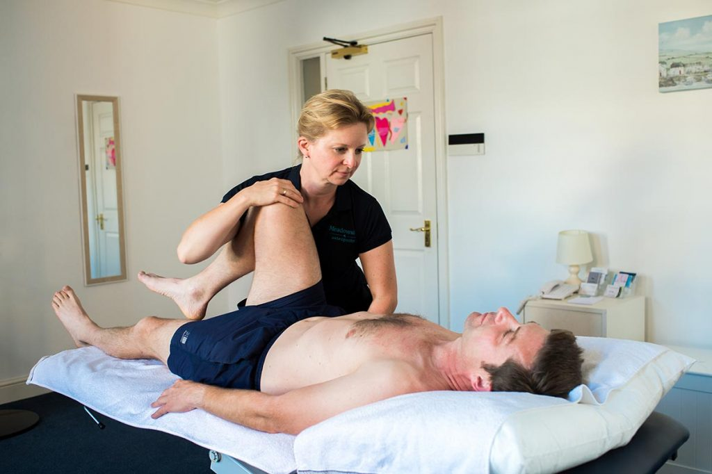 Meadowside Osteopathy - Farnham, Surrey - hip pain treatment image