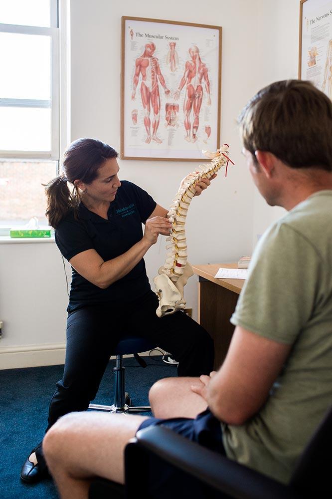 Meadowside Osteopathy - Farnham, Surrey - Osteopathy