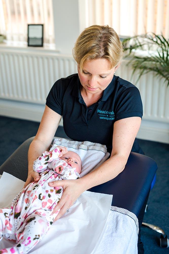 Meadowside Osteopathy - Farnham, Surrey - Paediatrics