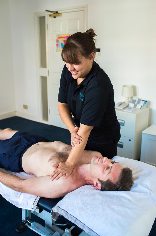 Meadowside Osteopathy - Farnham, Surrey - Sports massage