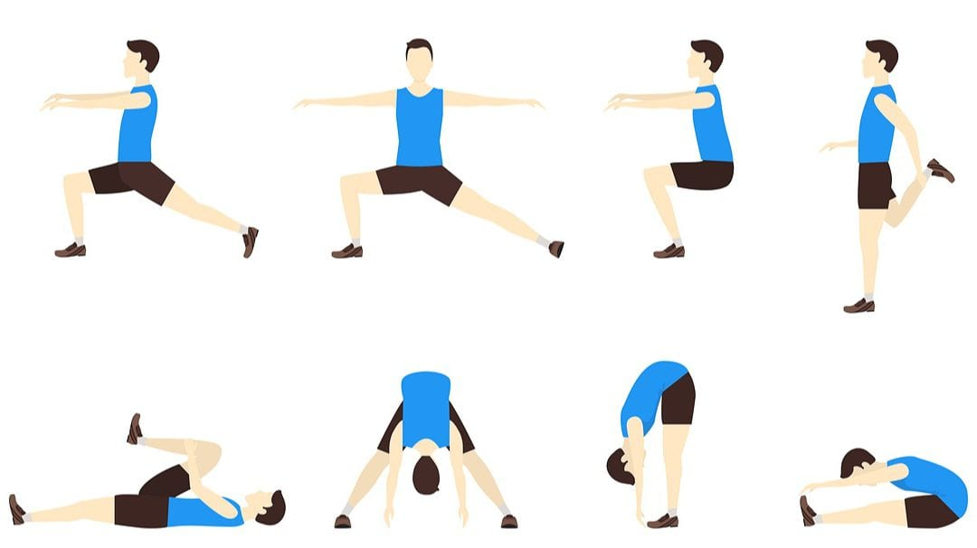 Our Favourite Exercises